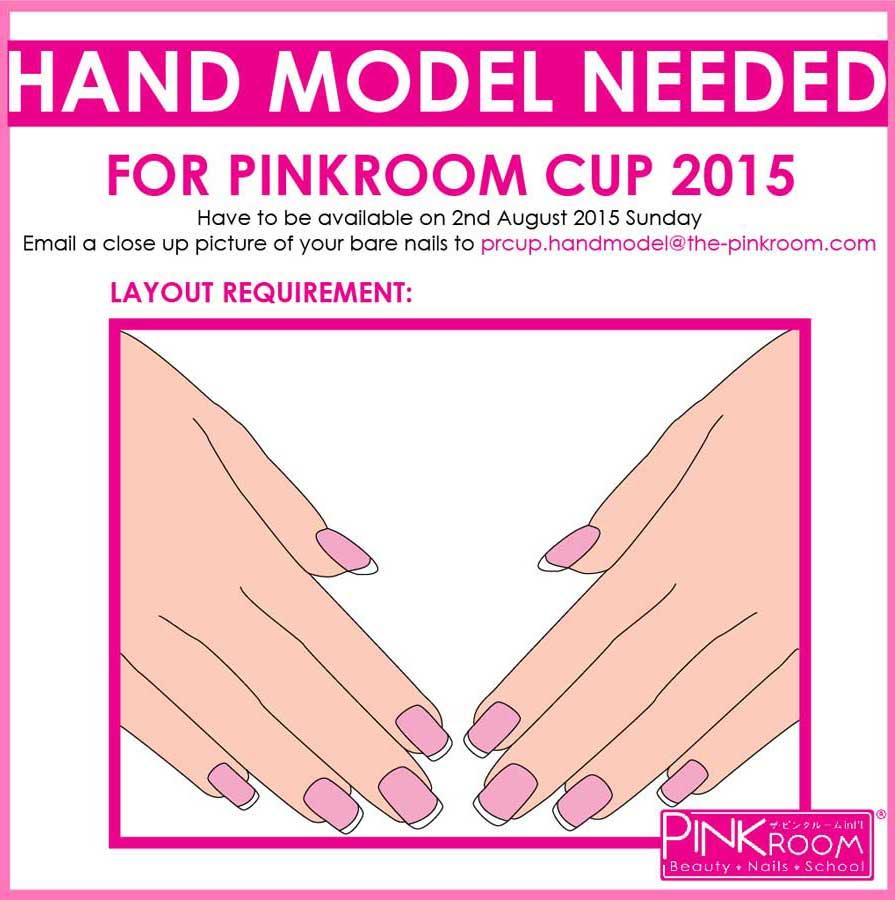 PinkRoom Cup NAIL MODELS