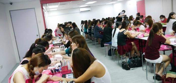 PRINA Certificate Exams #pinkroomnails