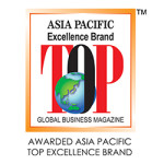asia pacific excellence brand top global business mgazine awarded asia pacific top excellence brand