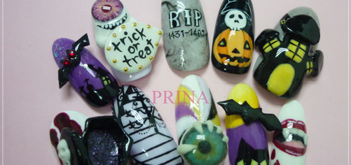 Student Nail Art